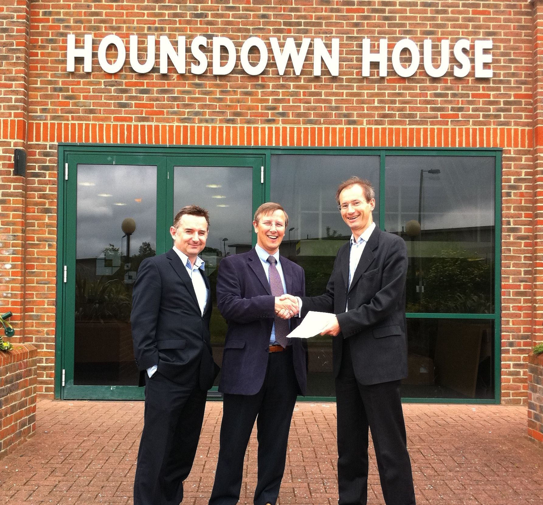 Richard Pullen Wins Commercial Agents Competition