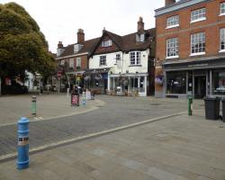 Winchester: The Square