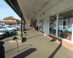 Boyattwood Shopping Centre Eastleigh