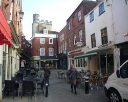 The Square Winchester